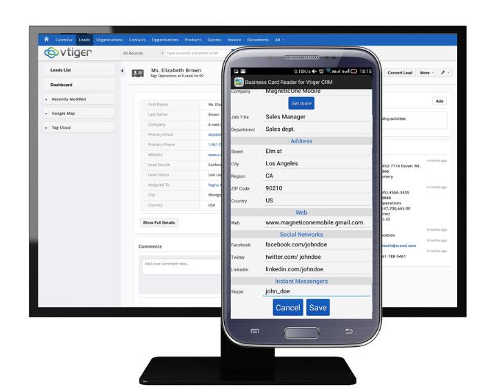 VTiger CRM Development - vTigerSpain - Consultoría, Formación y